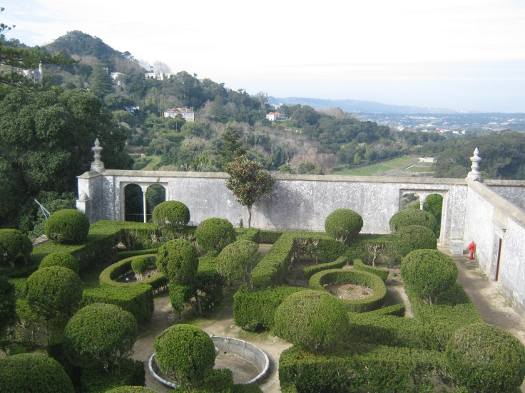The National Palace, Sintra