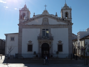The Church of Santa Maria