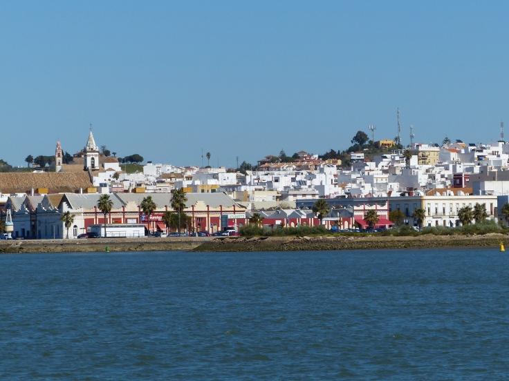 Arriving in Spain