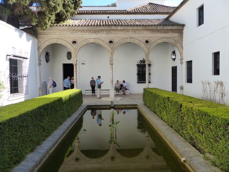 Inside the Real Alcazar