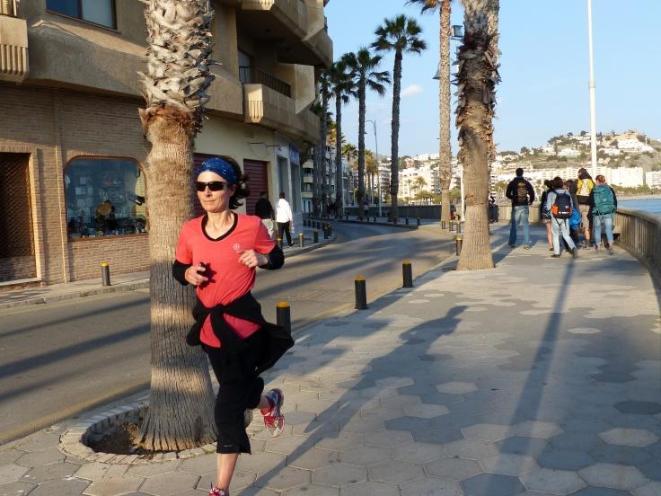A Mediterranean run to end the day