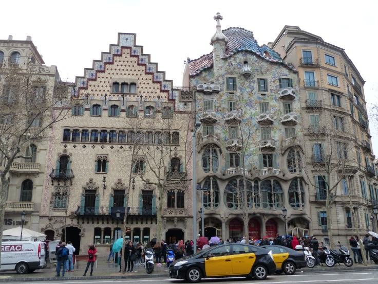"A ""Gaudi House"""