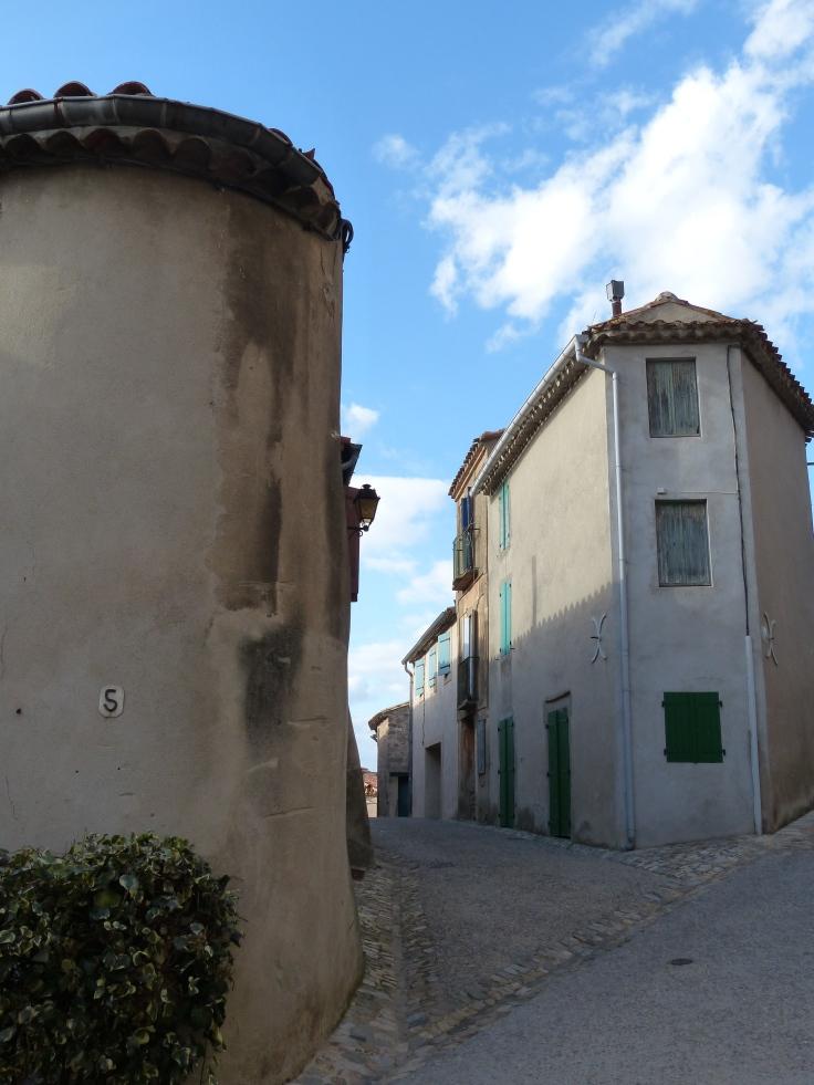 The village of Capendu