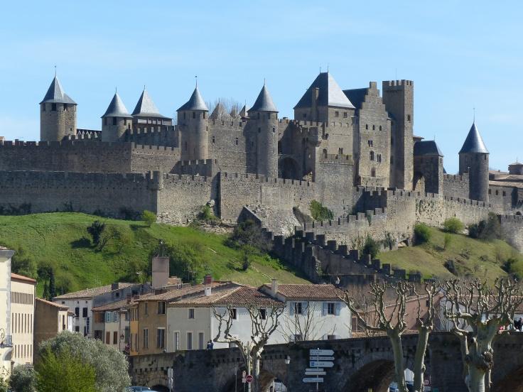 "The ""fairytale"" castle on the hill"