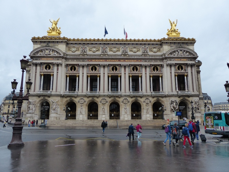 The National Opera building
