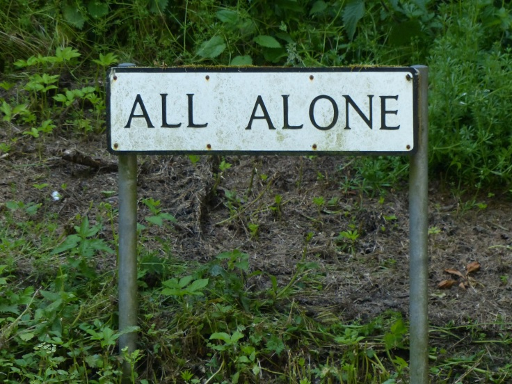 I wonder what the story is behind the name of this road in Northleach?