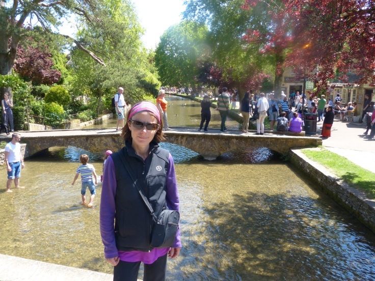 "Enjoying the ""Venice"" sunshine!"