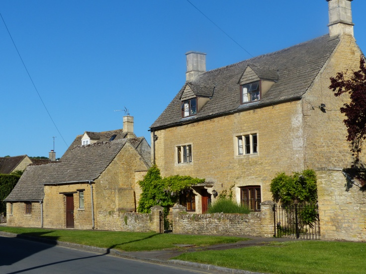 Bourton-on-the-Water showing us how lovely it really is...