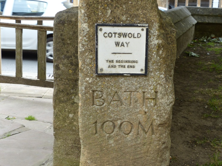 We'd officially ridden the Cotswolds and come to the end!