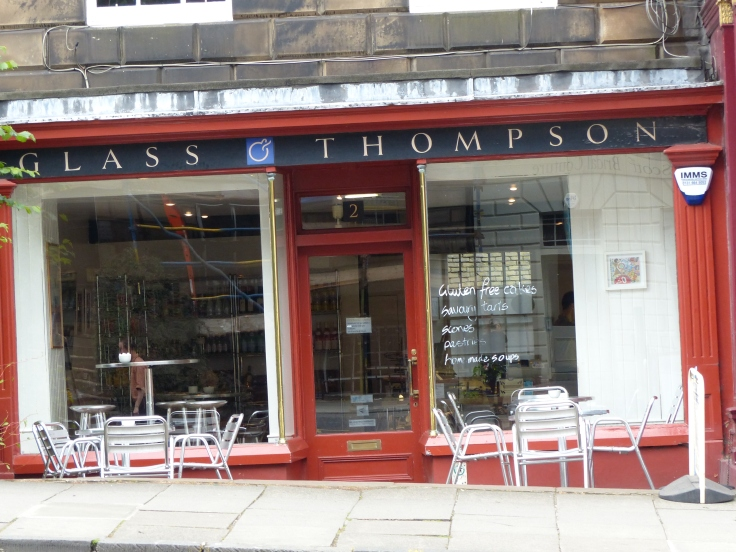 Glass and Thompson cafe