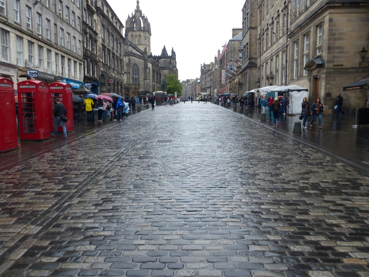 Roaming the Royal Mile