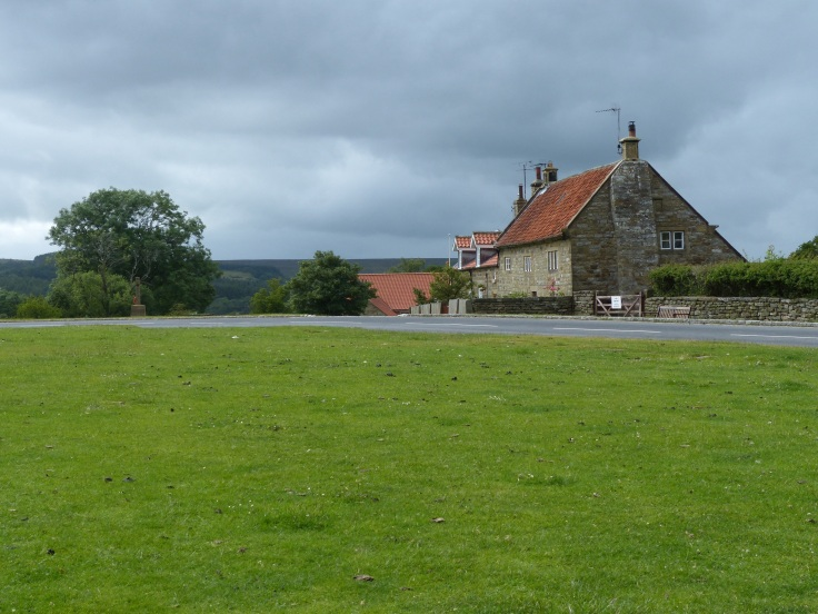 The village of Goathsland aka Aidensfield