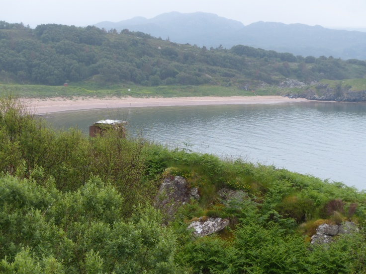 Gairloch even had a sandy beach!