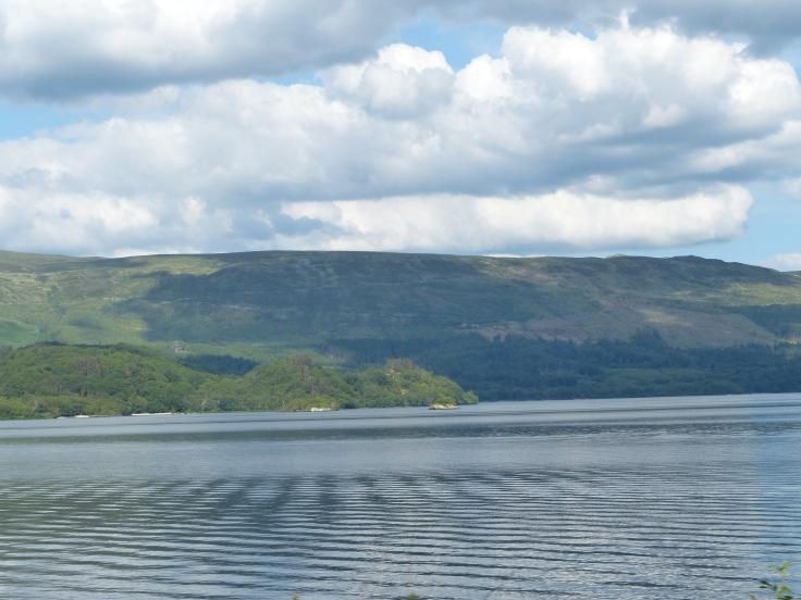 The bonny, bonny banks of Loch Lomond