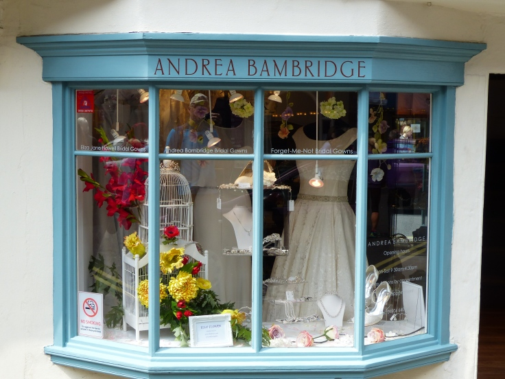 We even discovered another Bambridge! This never happens! We see Bainbridges and similar spellings, but this is the first time we seen another actual Bambridge!