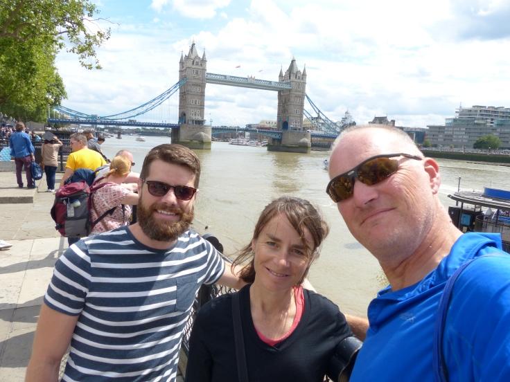 Three Tassie Tourists