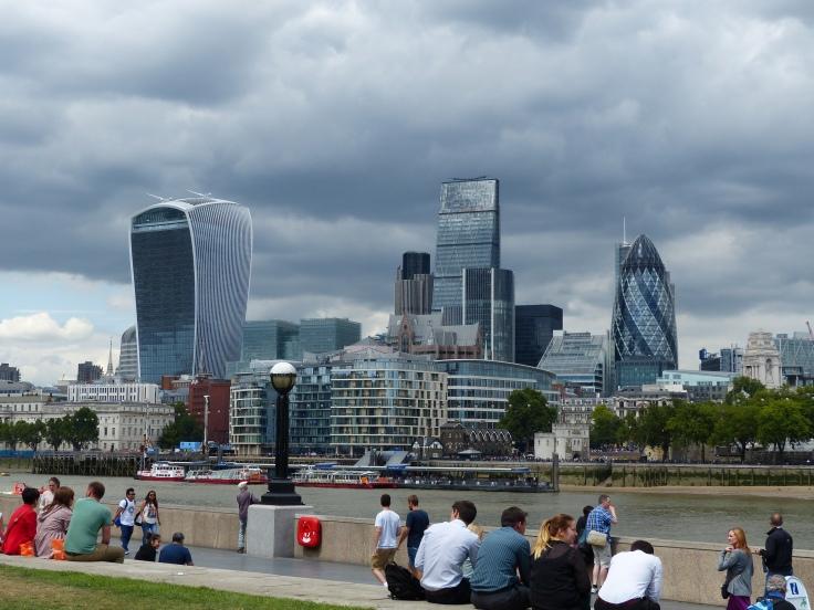 London's economic nerve centre