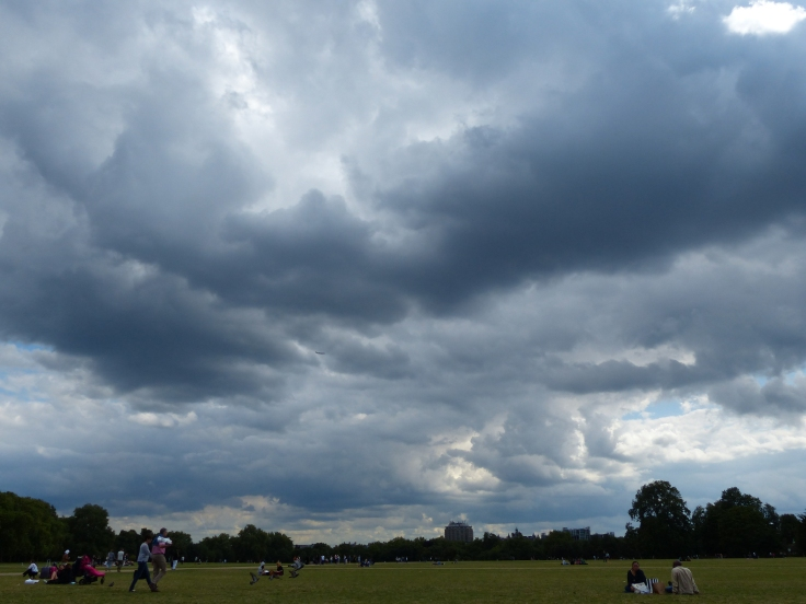 ...under grey skies