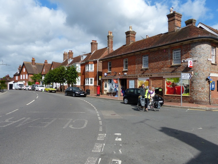 Rotherfield - and some chatting people too