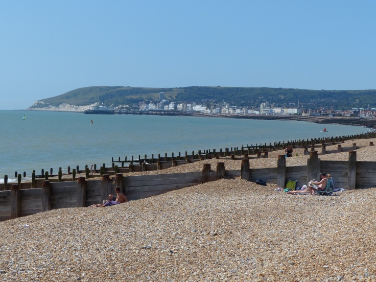 Leaving Eastbourne