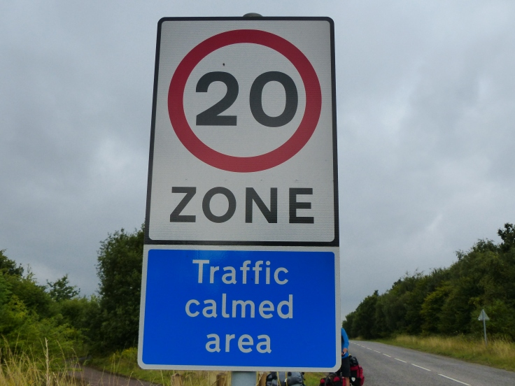 "I like the thought of there being a ""'car whisperer' out there, keeping the traffic nice...and...caaaaaalm!"