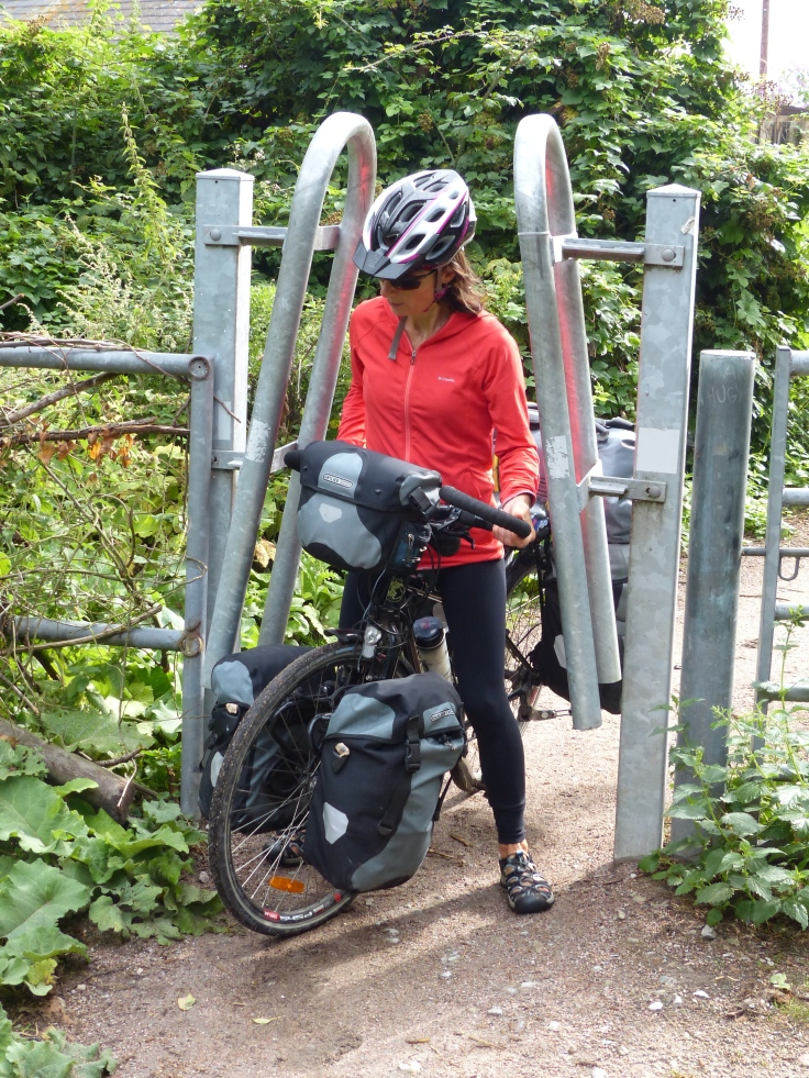 ...we have our barrier strategy down to a fine art now