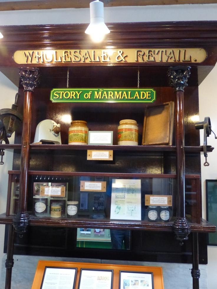 Even marmalade has a story!