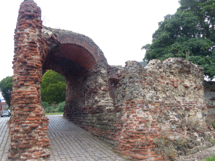 Balkerne Gate