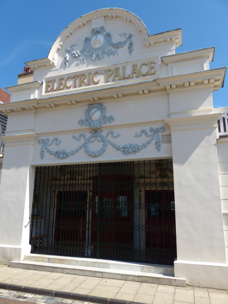 The Electric Palace is one of the most historic cinemas in the UK. It still has the original facade, projection from and fixtures from its opening in 1911