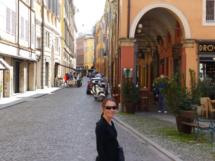 Roaming Modena
