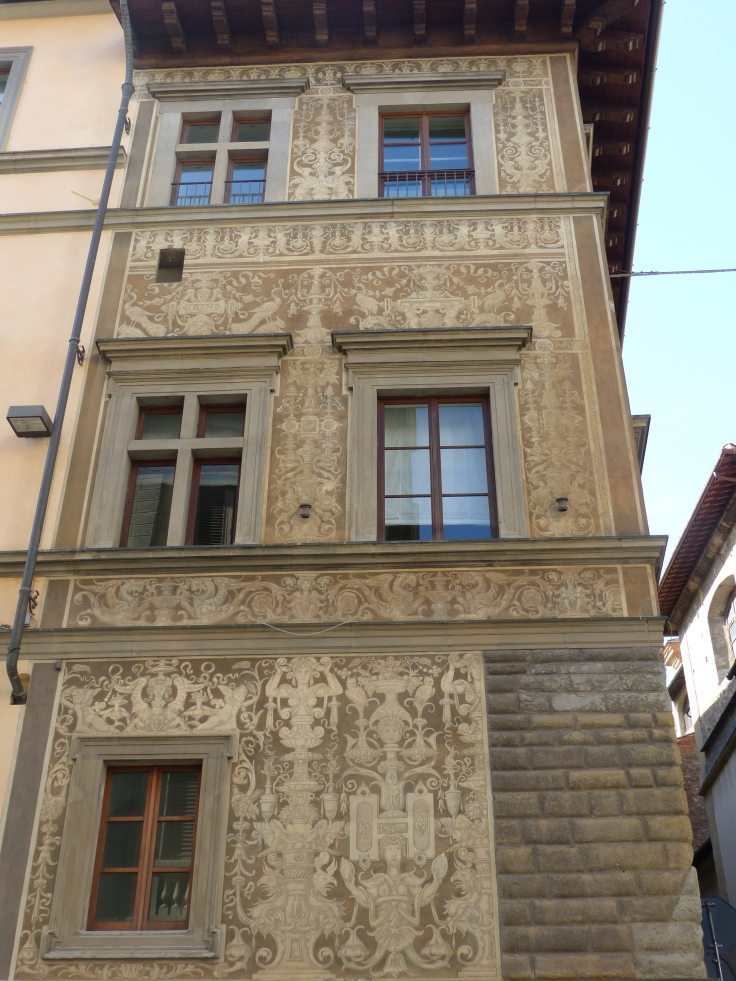 This building was just a bank, but I loved the ornate frontage