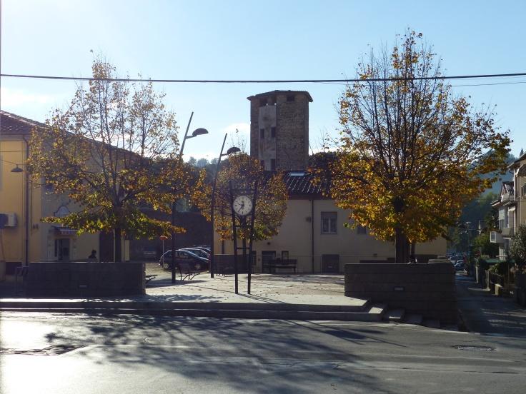 Leaving Terranuova Braccioloni