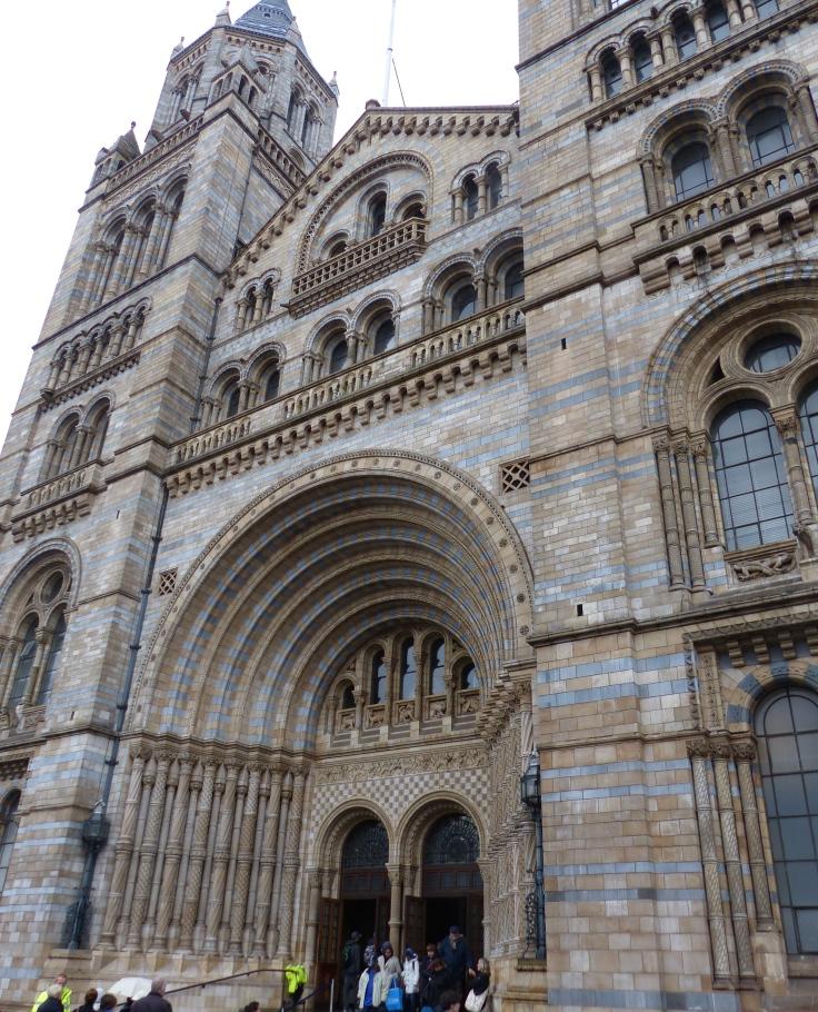 The grand exterior