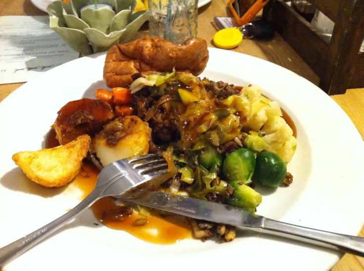 A ripper roast!