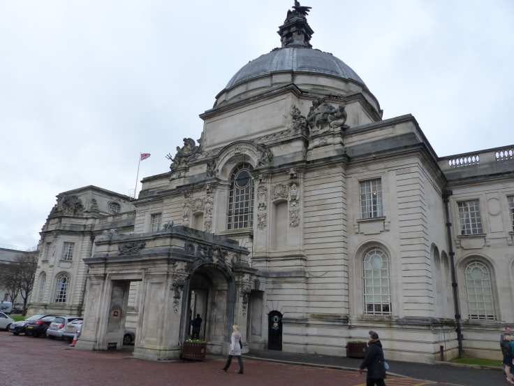 Cardiff Town Hall