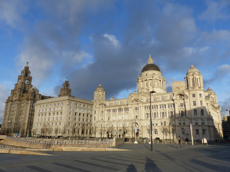 Liverpool has some nice buildings and architecture