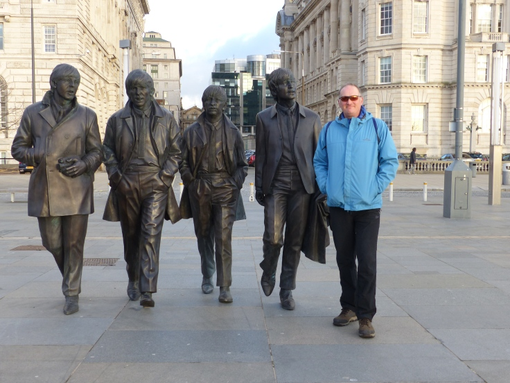 The Fifth Beatle falls into step
