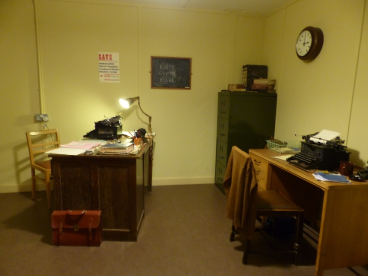Alan Turin's office