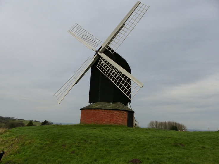 Brill's windmill (this was someone's house in one of the episodes)
