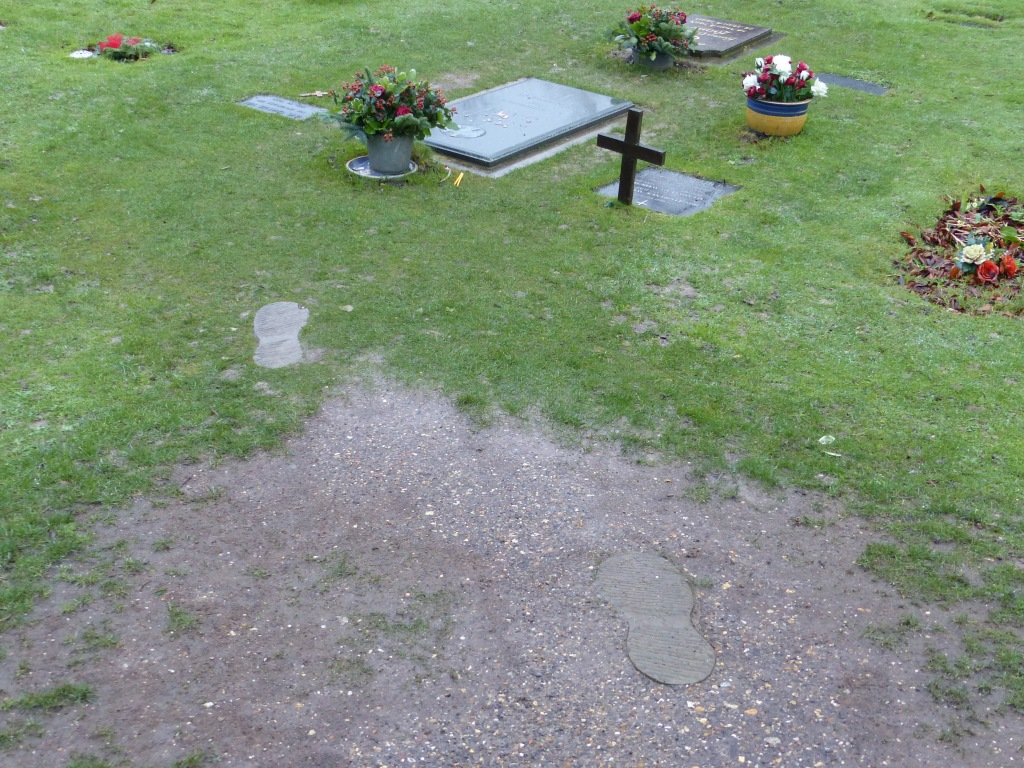 The footprints of the BFG