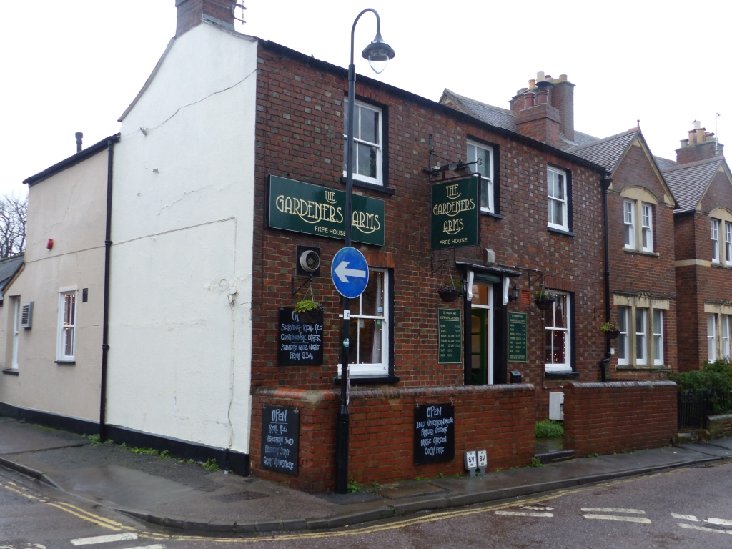 A top little pub tucked away in the back streets of Jericho
