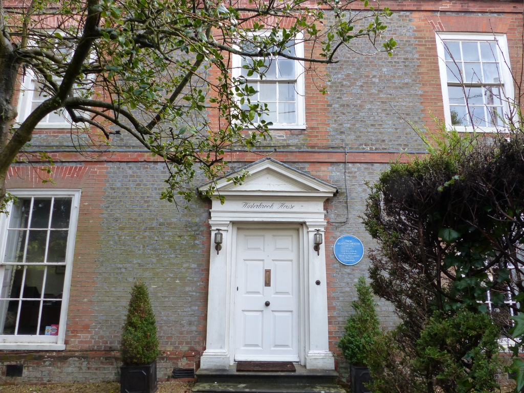 Winterbrook House, Agatha Christie's home