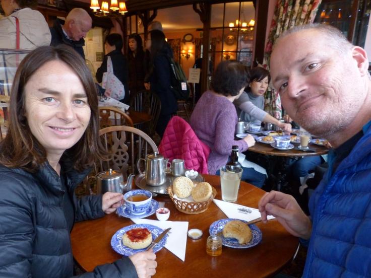 Farewell to tea rooms