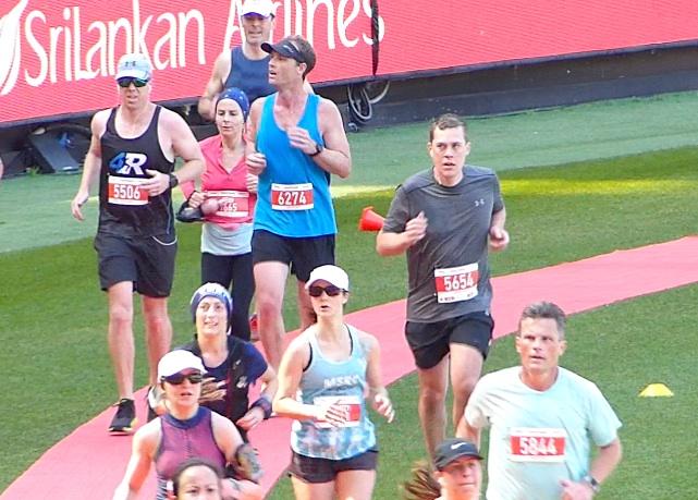 Marathon MCG
