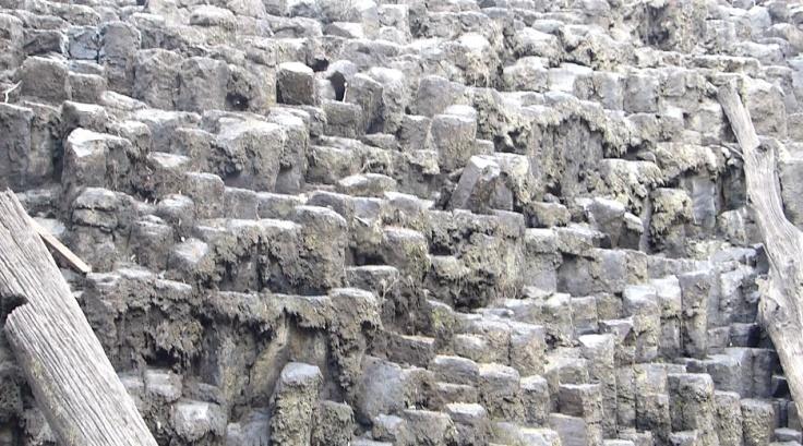 Dip Falls Rocks