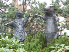 Mrs and Mr Beaver